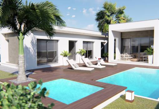 Villa - New Build - Guardamar del Segura - Daya Vieja