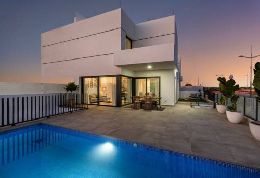 Villa - New Build - Guardamar del Segura - Dolores