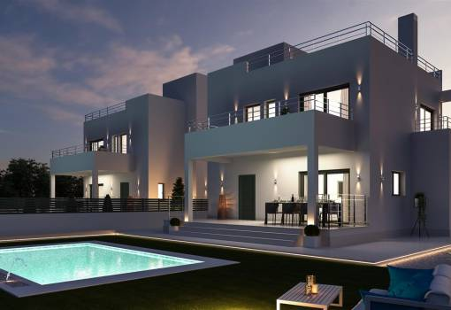Villa - New Build - Guardamar del Segura - La Marina