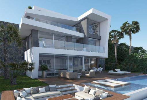 Villa - New Build - Javea - Arenal - Javea