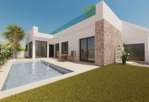 Villa - New Build - Murcia - Pilar de Horadada