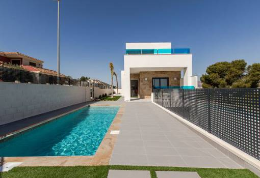 Villa - New Build - Orihuela - Bigastro