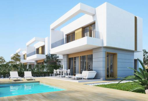 Villa - New Build - Orihuela - Orihuela