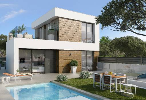 Villa - Nouvelle construction - Alicante - El Campello