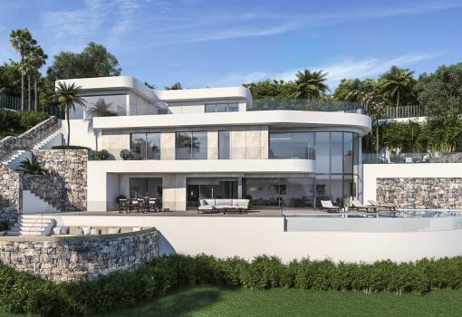 Villa of luxury - New Build - Benissa costa - Benissa costa