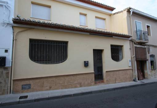 Village house - Revente - Sagra - Casco urbano