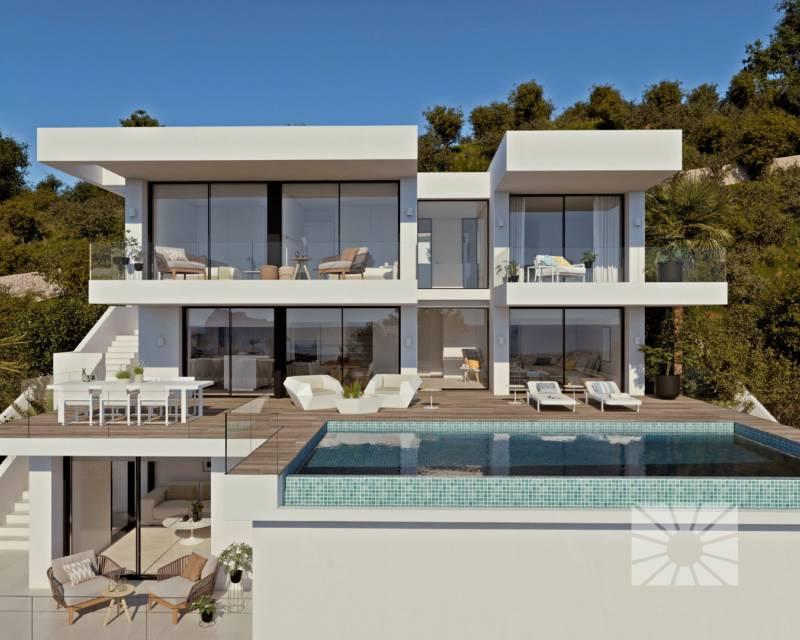villas venta in benitachell costa blanca