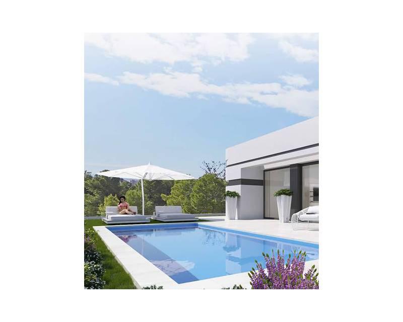 villas venta in polop costa blanca